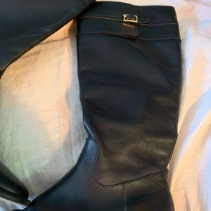 Banana Republic leather boots size 8